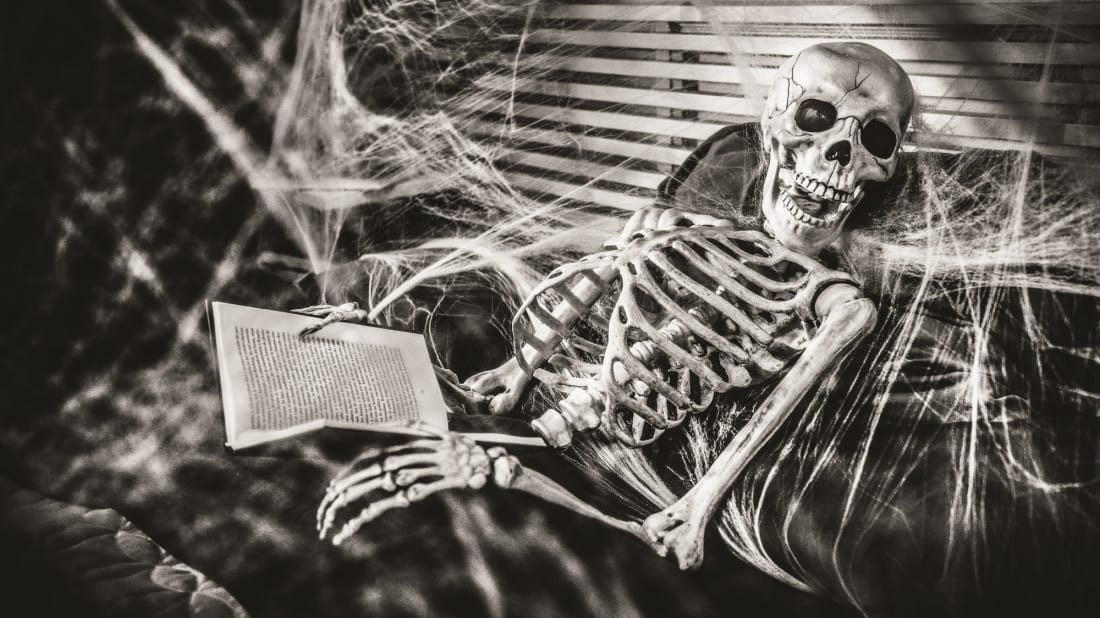 Scary stories are often inspired by even scarier stories.