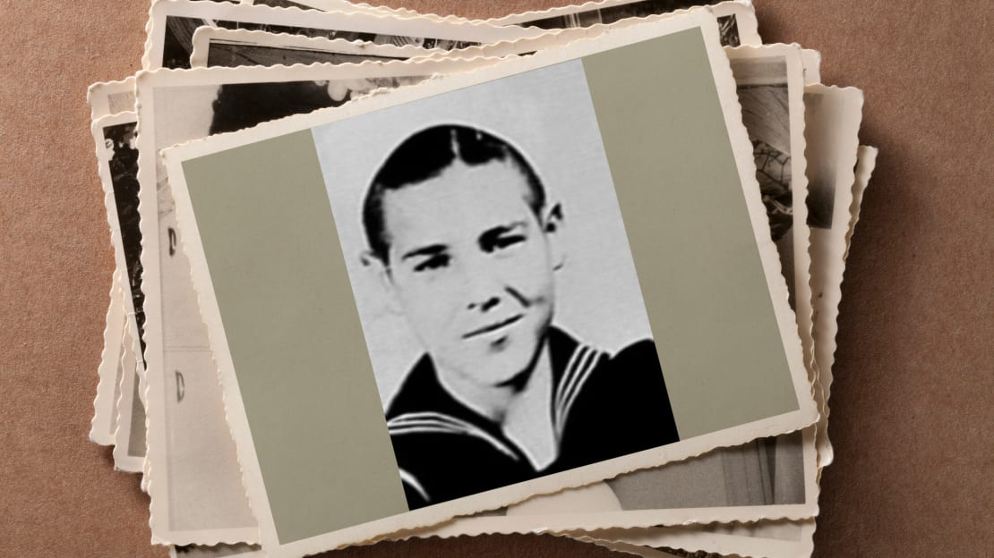 Calvin Graham was just 12 when he enlisted in the United States Navy during World War II.
