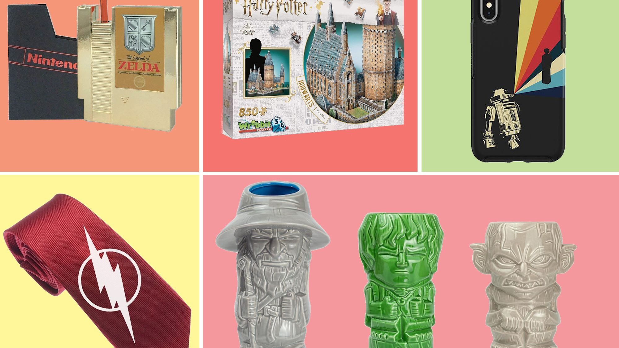 Father Day Gifts for Geeky Dads
