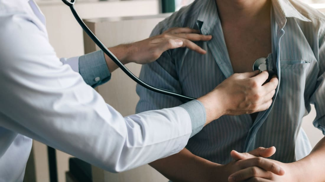 The Heal app allows patients to get in-home care from physicians.