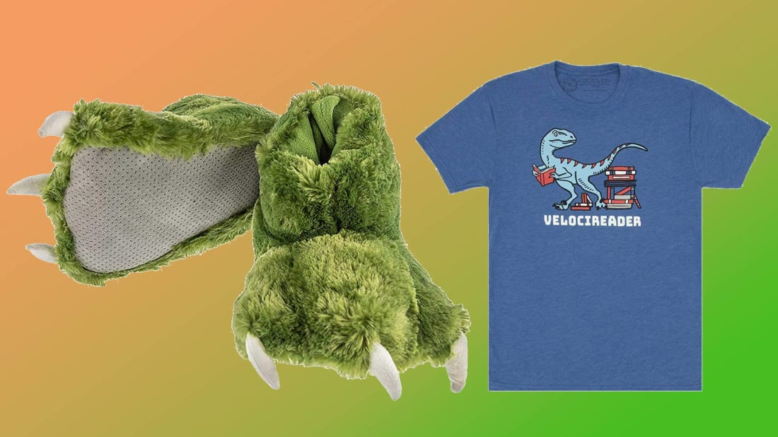 17 Gifts for People Who Just Really Love Dinosaurs