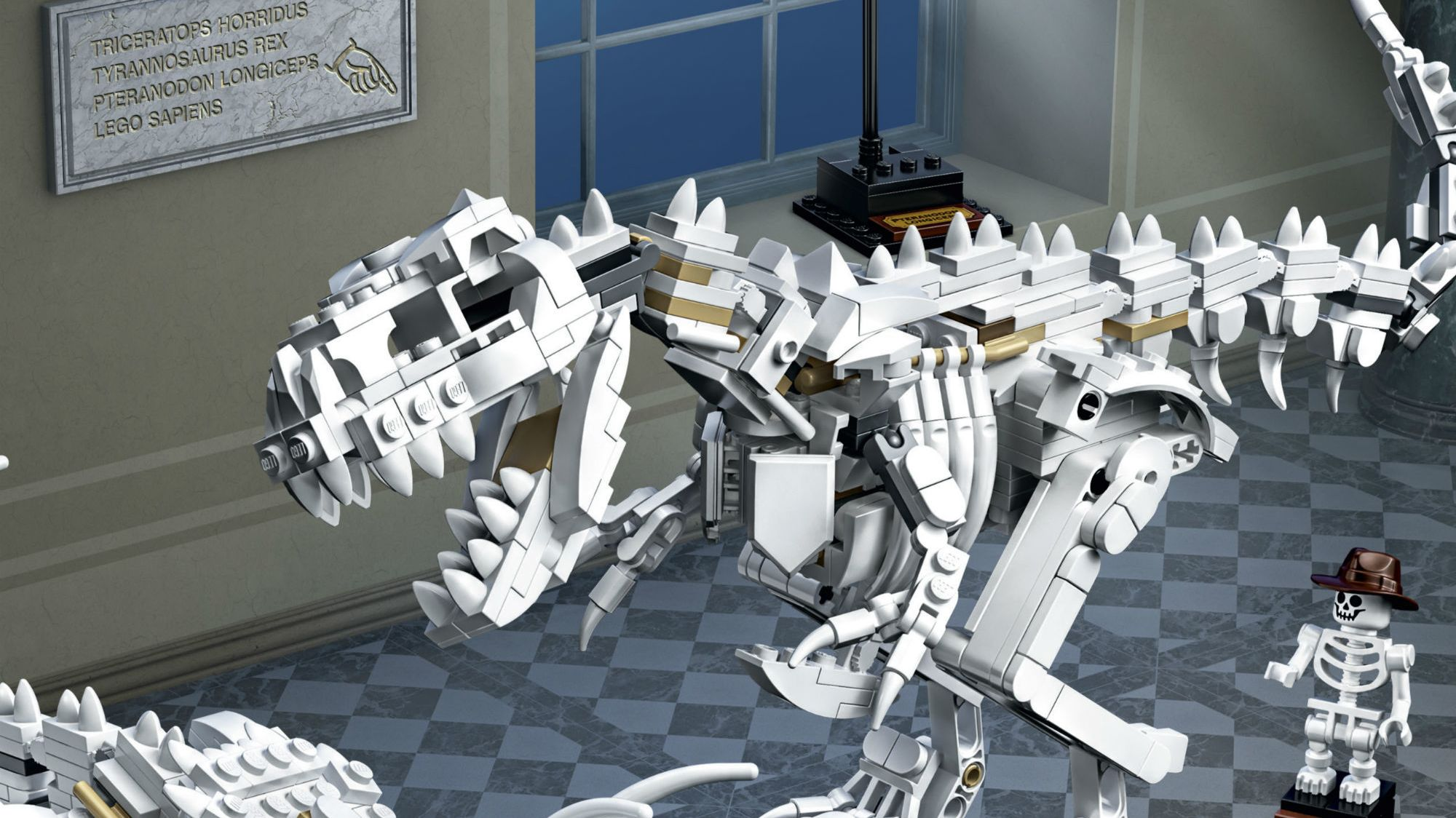 LEGO Dinosaurs Are Coming - Mental Floss