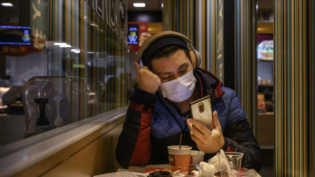 Coronavirus fears have spread throughout China and beyond.