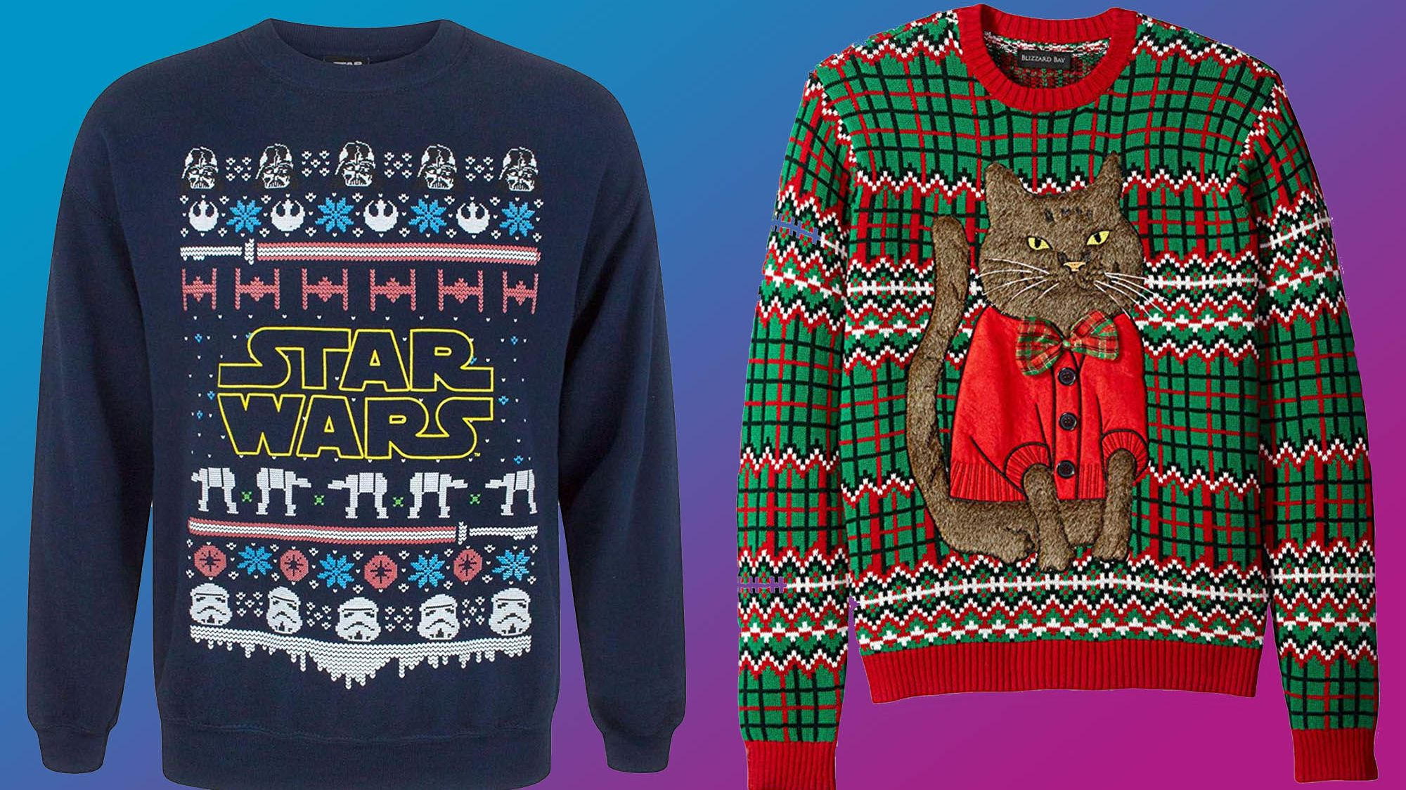 Best Ugly Christmas Sweaters | Mental Floss