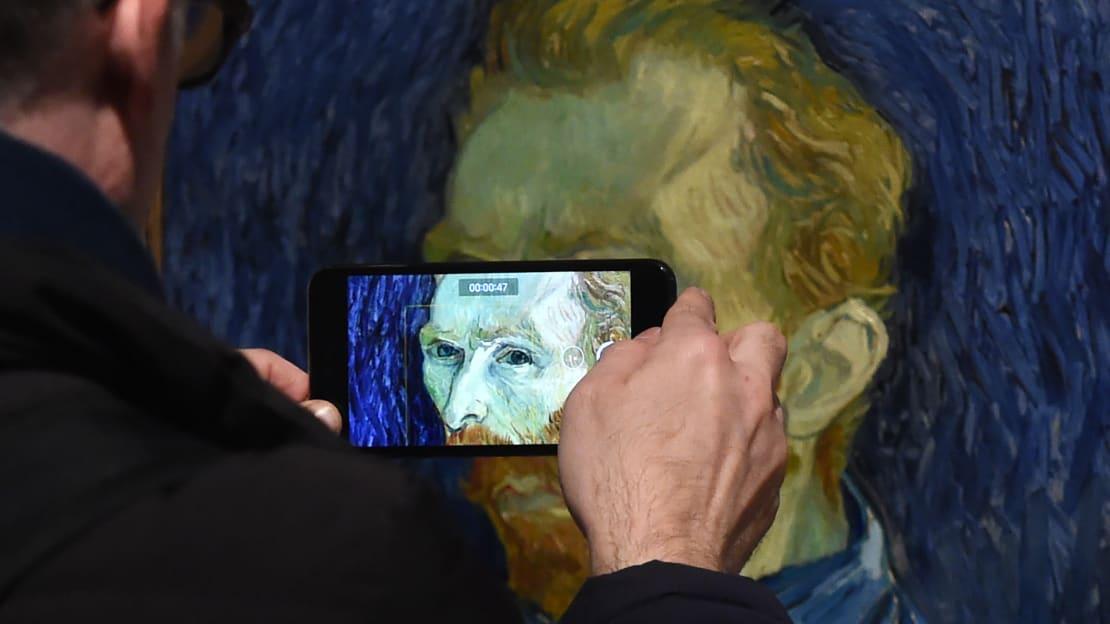 Vincent van Gogh continues to surprise scholars.