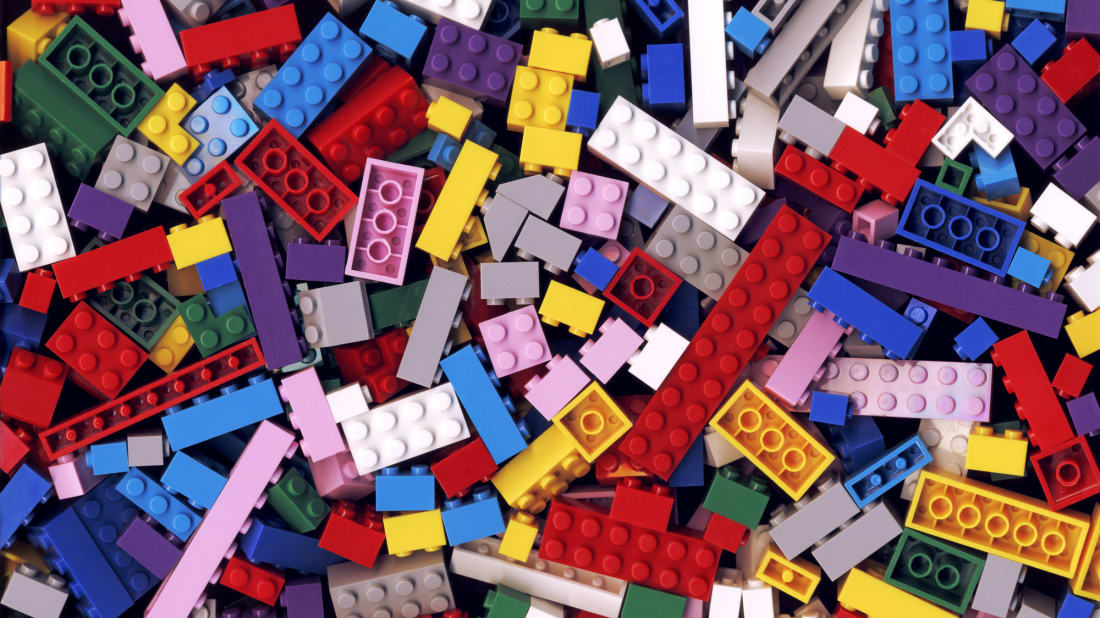 If LEGO bricks can survive children, they can survive anything.