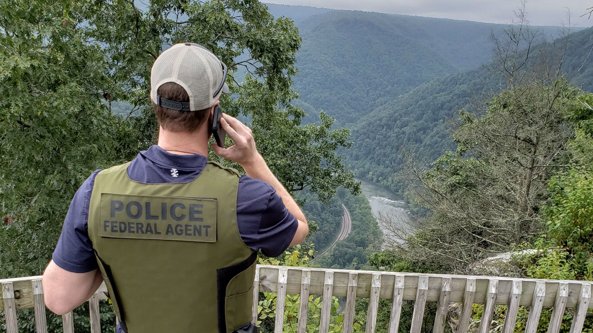 The Long Branch of the Law: Inside the National Park Service's Criminal Investigations Unit