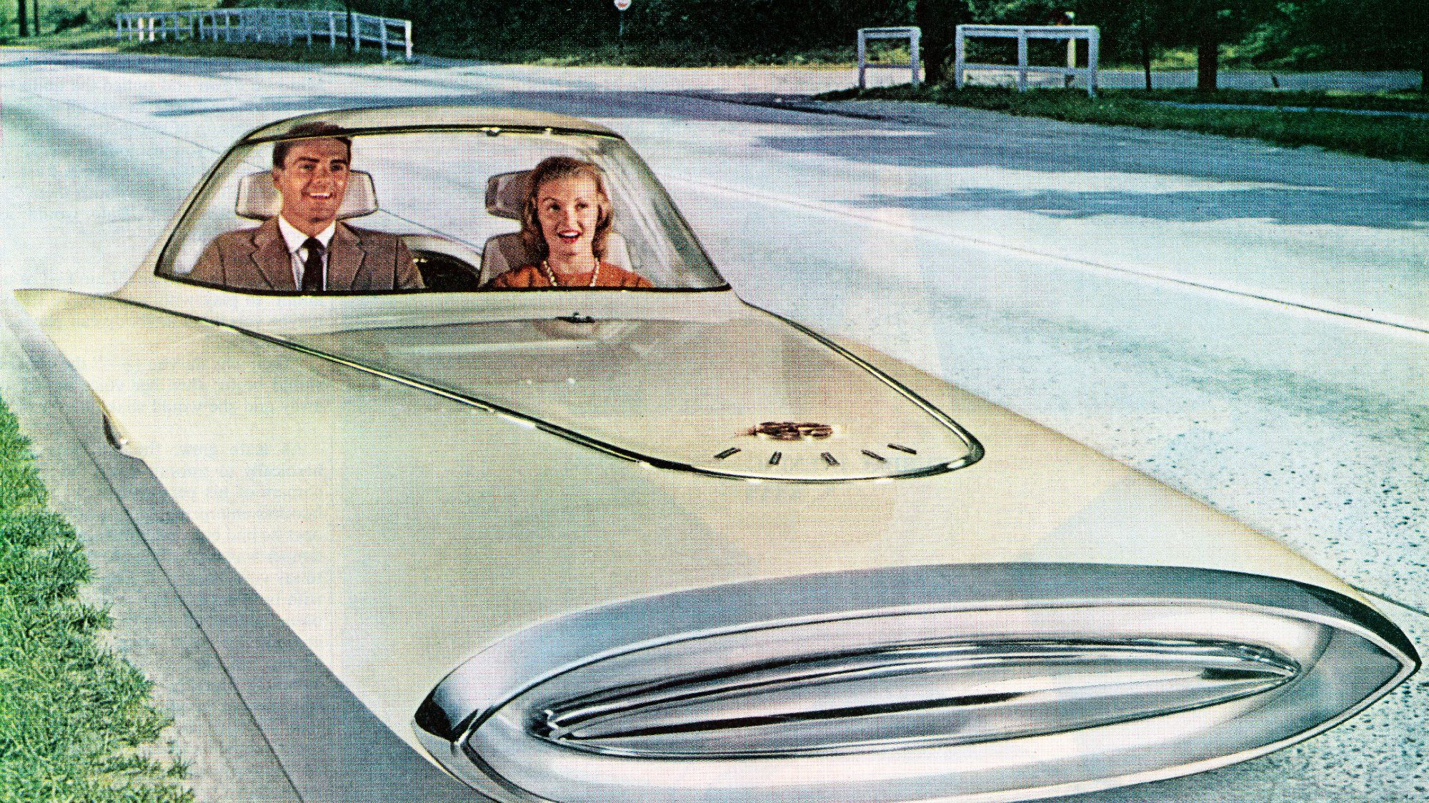 7 Early Attempts at Self-Driving Cars