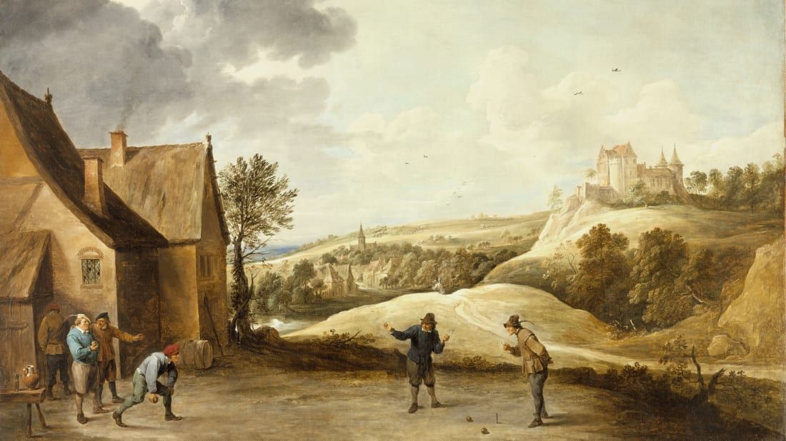 By David Teniers the Younger - Los Angeles County Museum of Art, Public Domain, Wikimedia Commons