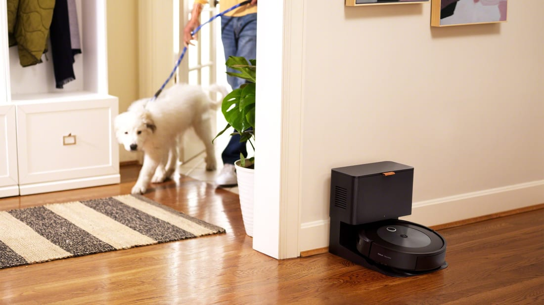 Roomba's new vacuum might be poop-proof.