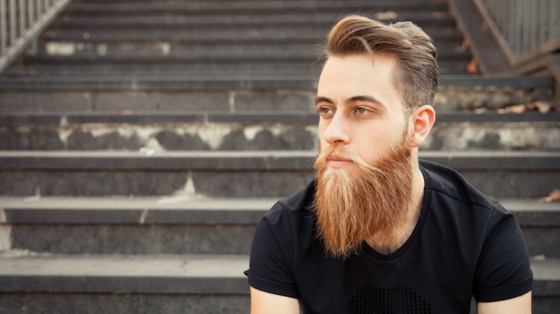 Why Are Some Men\'s Beards a Different Color Than Their Hair ...