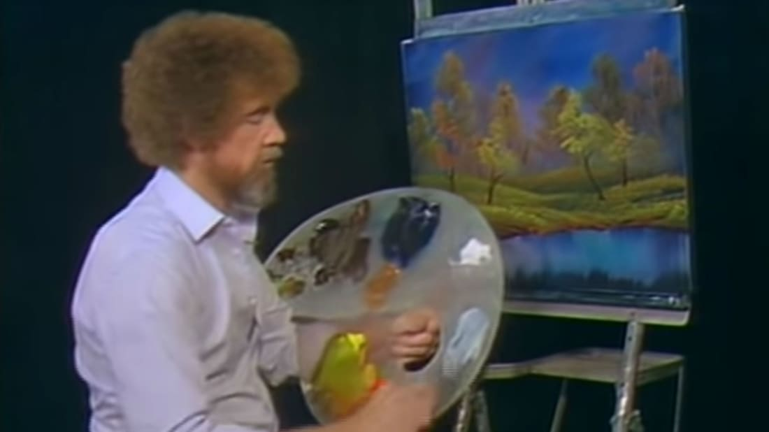 Bob Ross Inc., YouTube