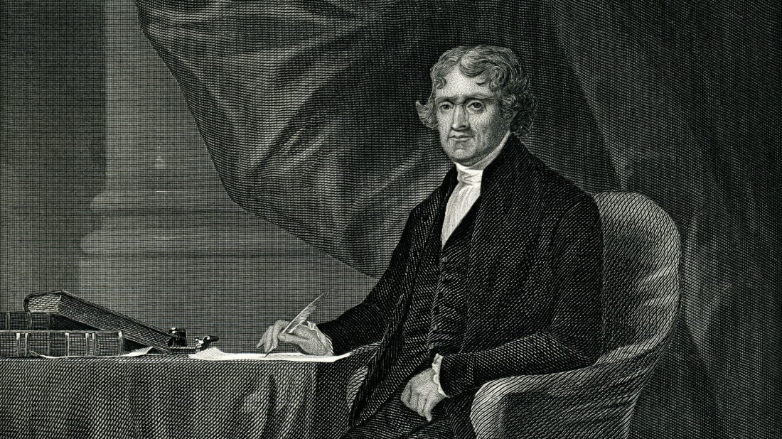 25 Things You Might Not Know About Thomas Jefferson | Mental