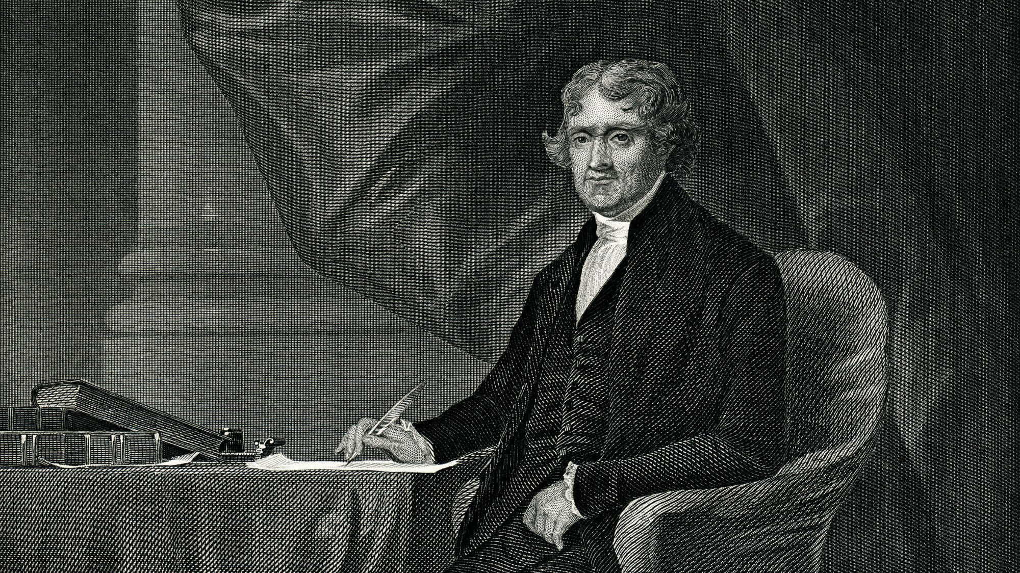 25 Things You Might Not Know About Thomas Jefferson Mental Floss