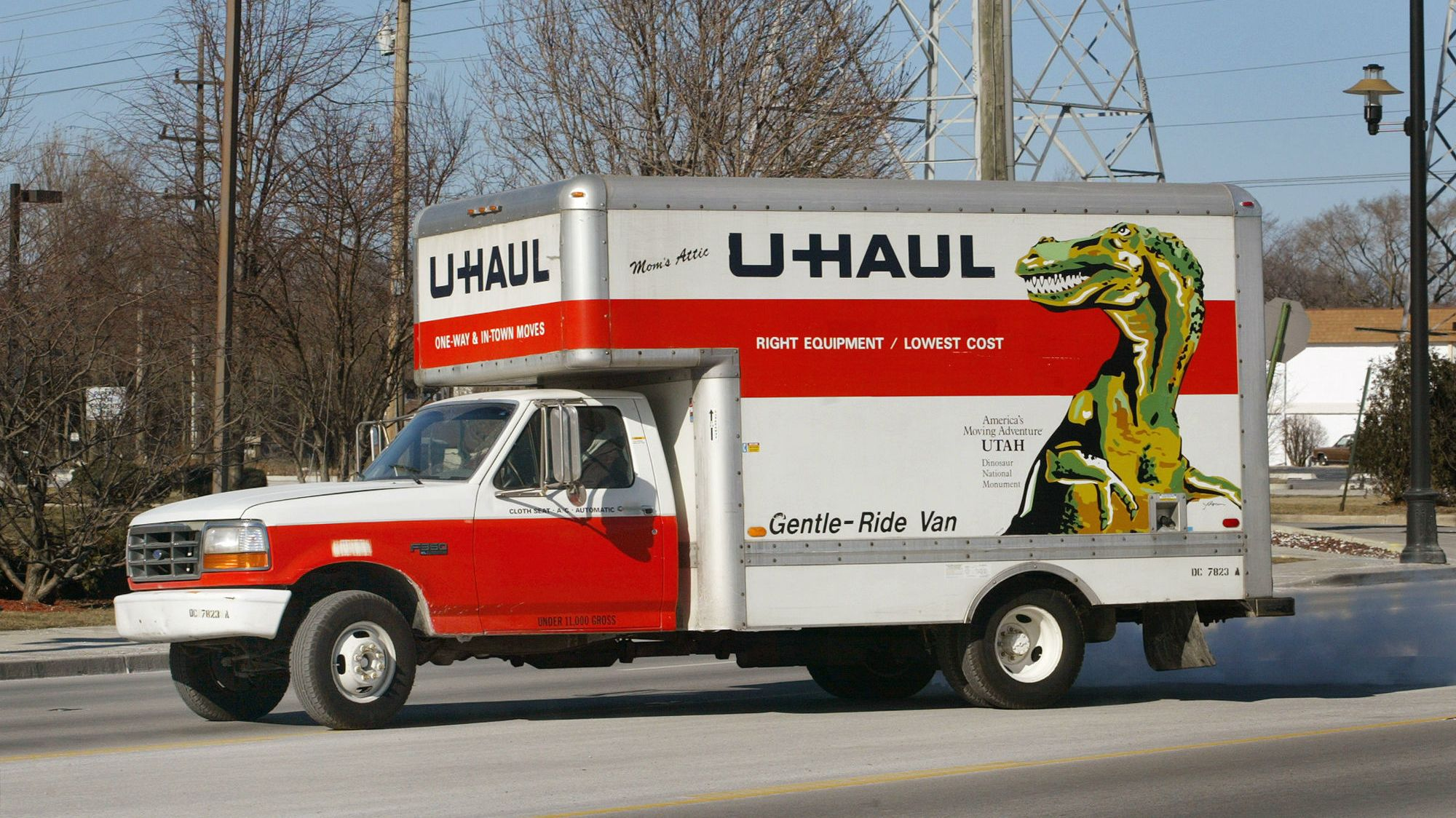 14 things you might not know about u-haul | mental floss