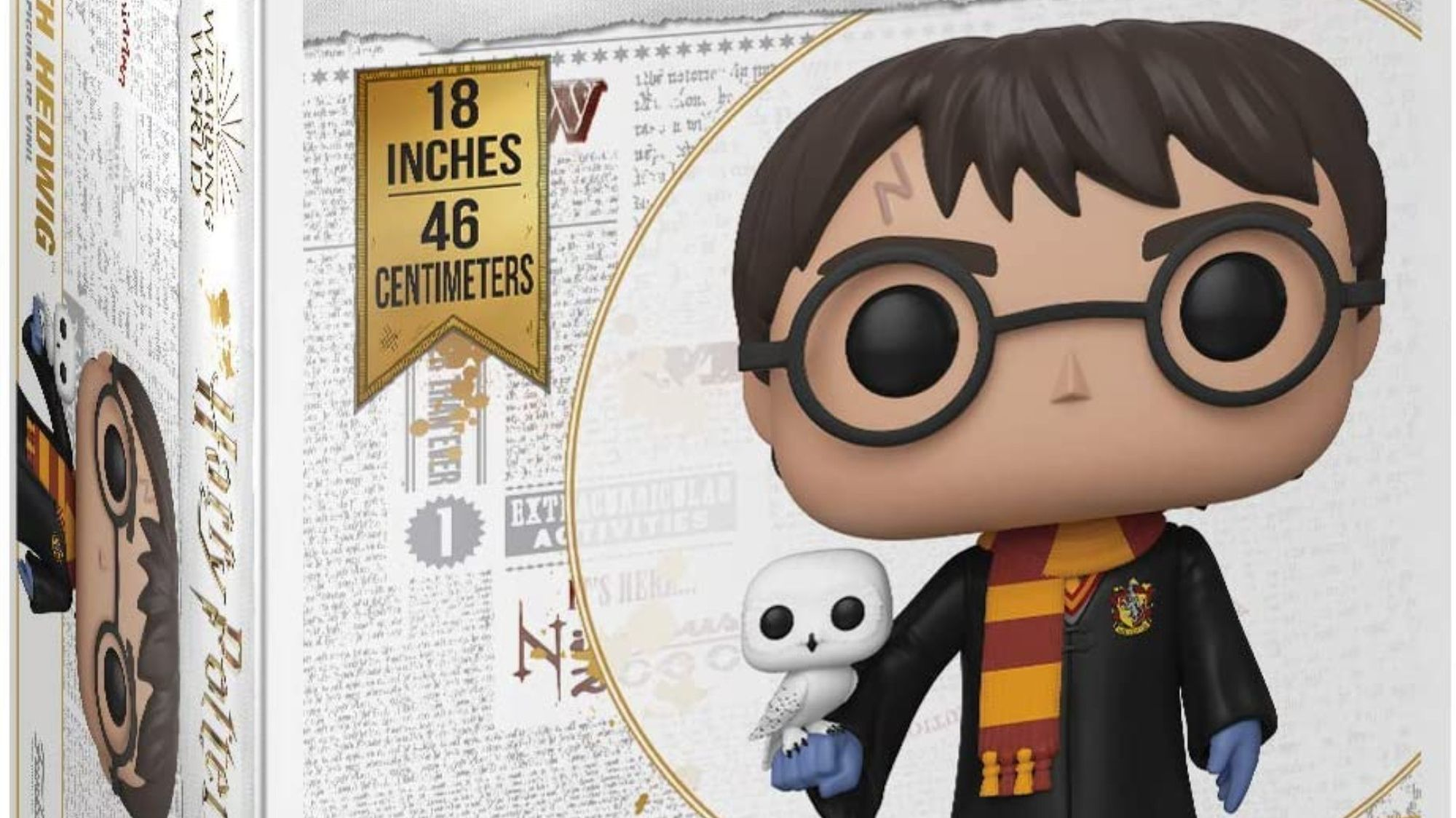 A Super-Sized Harry Potter Funko Pop! Is Coming Soon