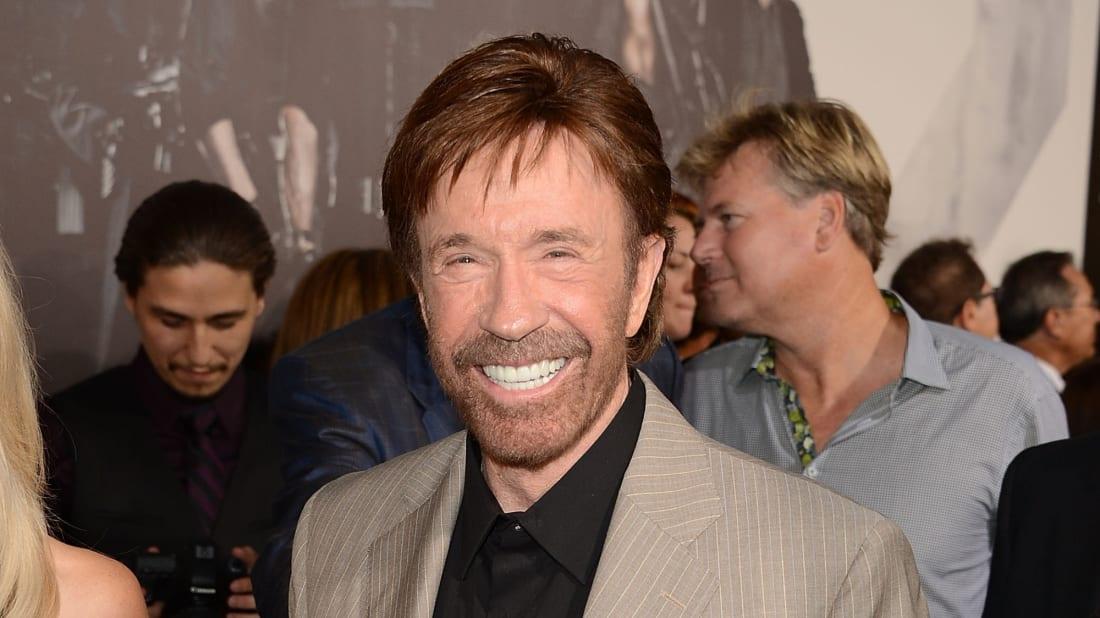 Chuck Norris.