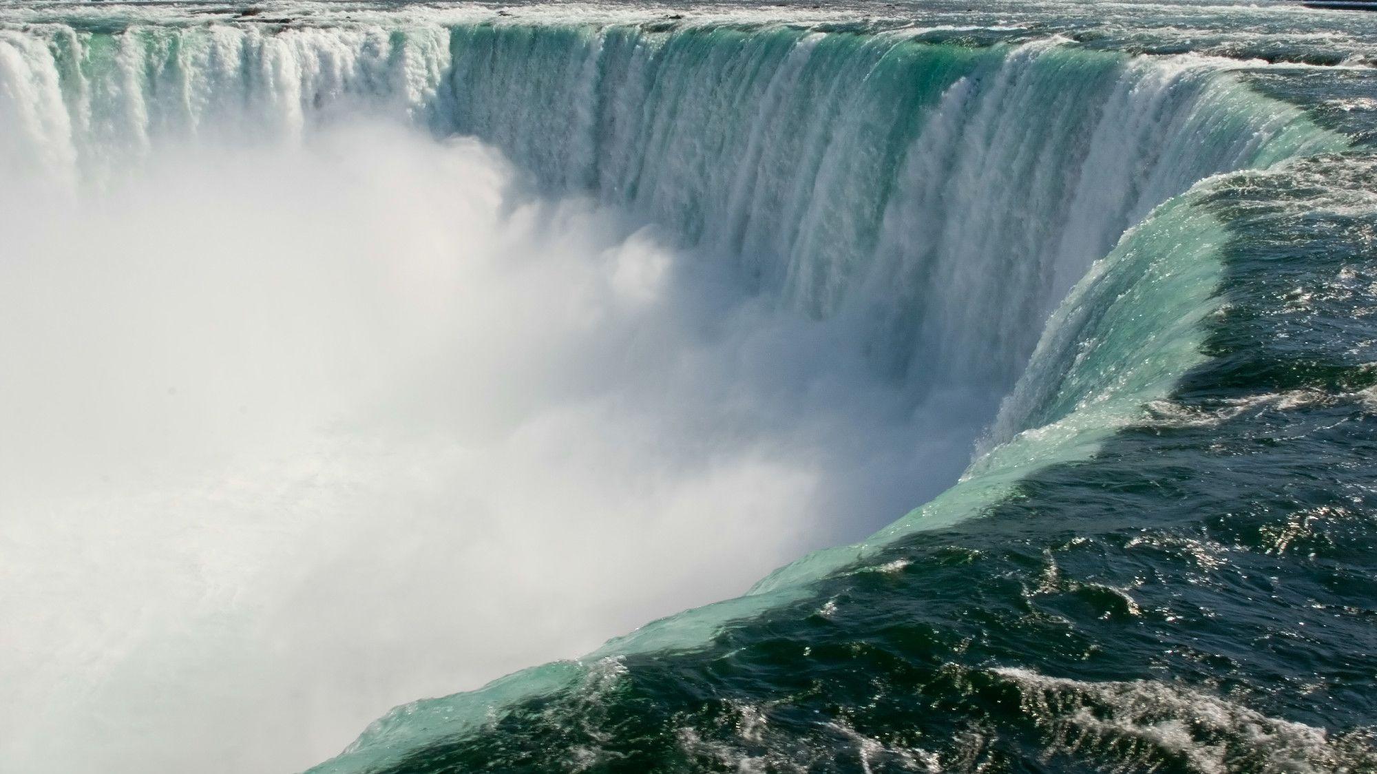 When Niagara Falls Ran Dry—Twice