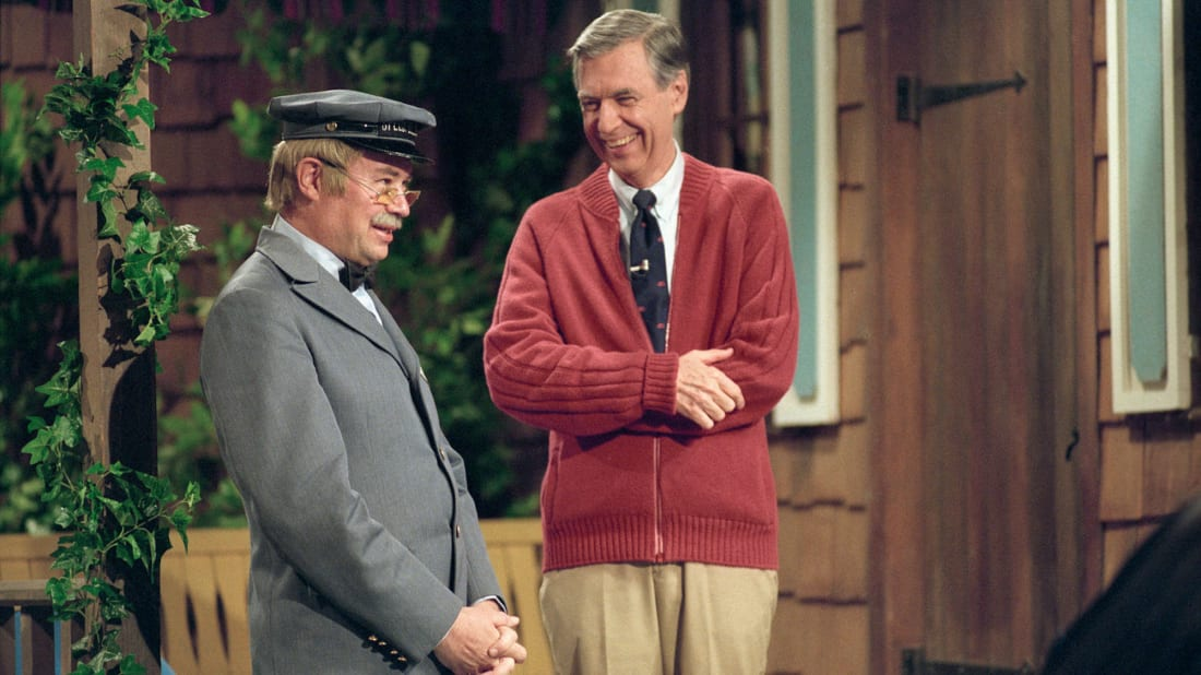 Keeping Mr. Rogers' Cardigans Looking Camera-Ready Was No Easy Task