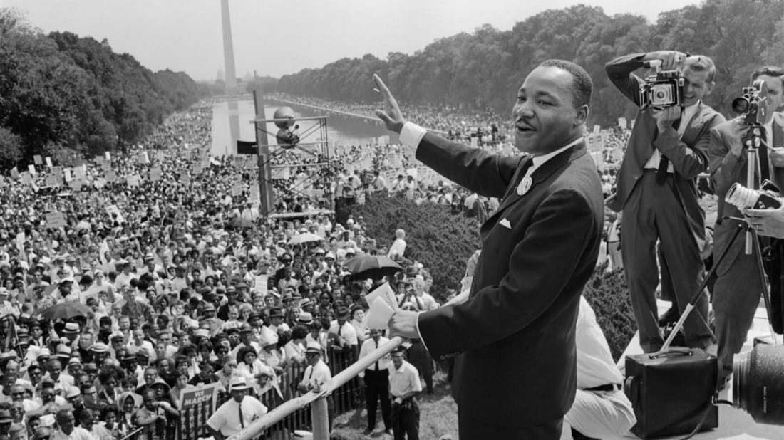 i have a dream speech analysis