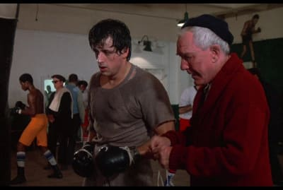 Rocky's gloves can be yours.