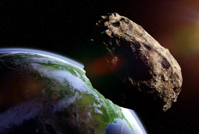 Two asteroids are expected to come close to Earth soon, but there's no cause for alarm.