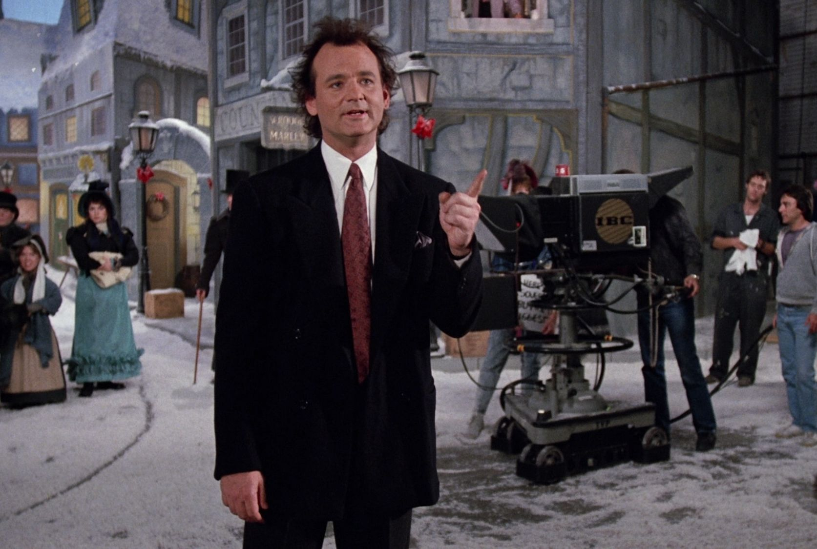 22 Fun Facts About Scrooged | Mental Floss