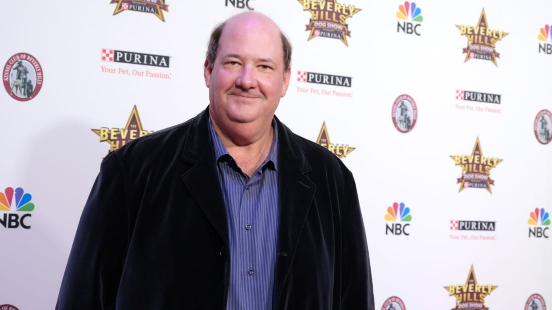 The Office star Brian Baumgartner is a Cameo success story.