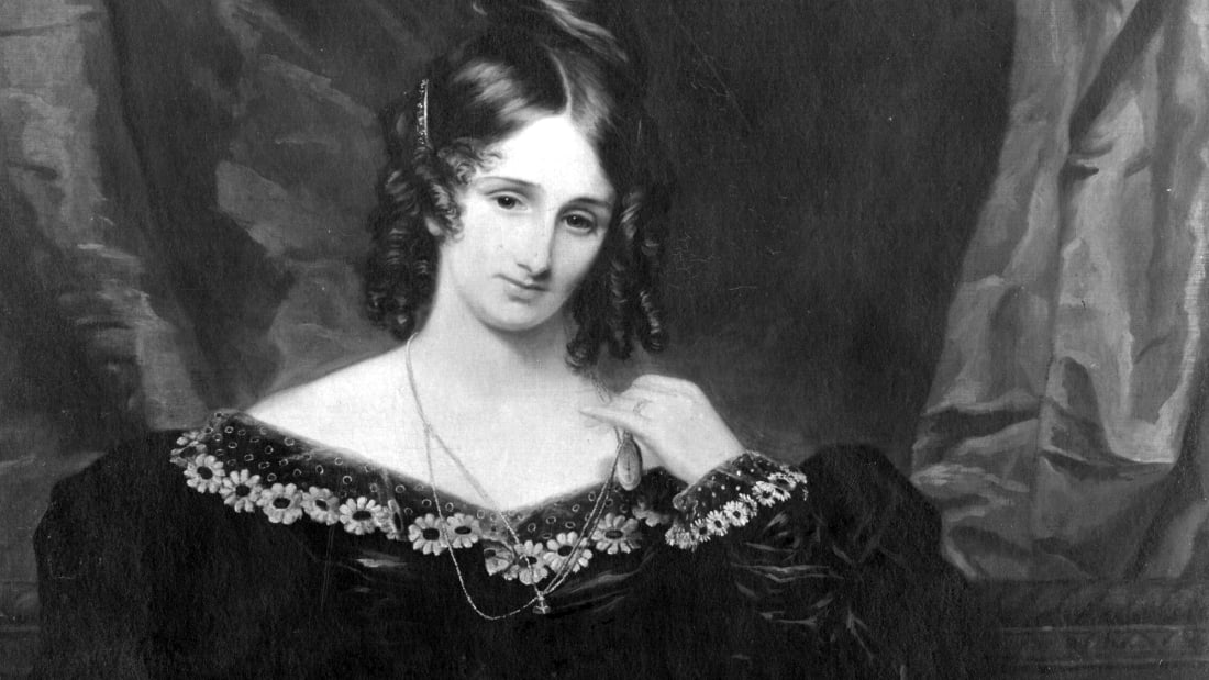Mary Wollstonecraft Shelley (1797–1851)