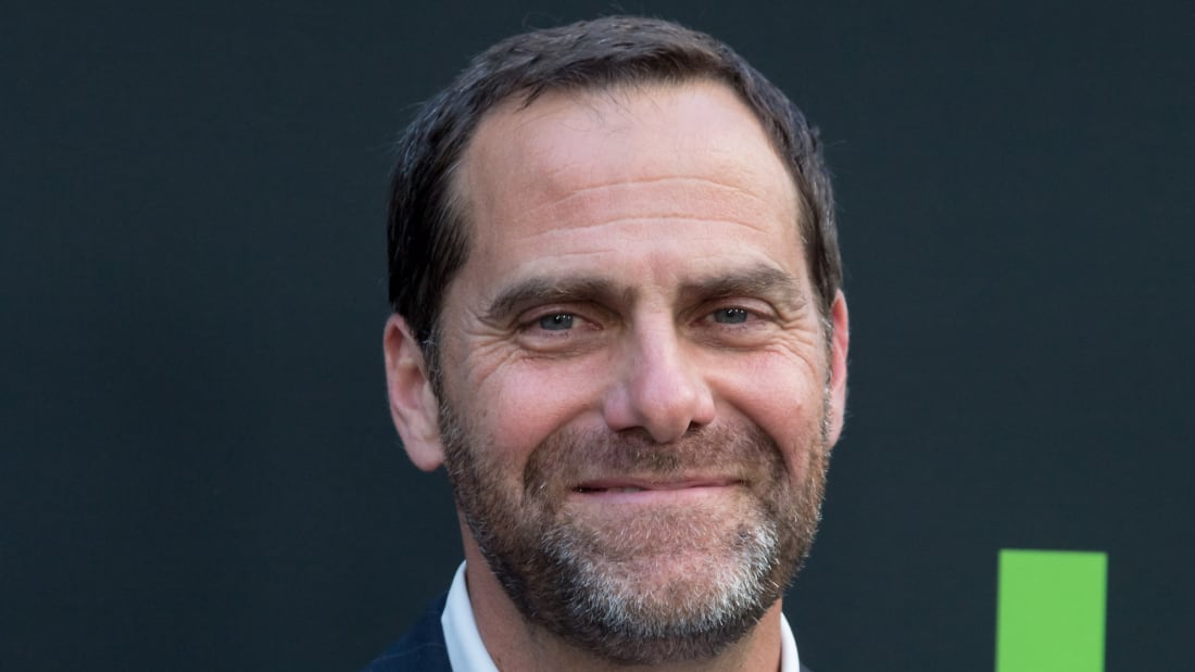 Actor Andy Buckley starred as David Wallace on The Office.