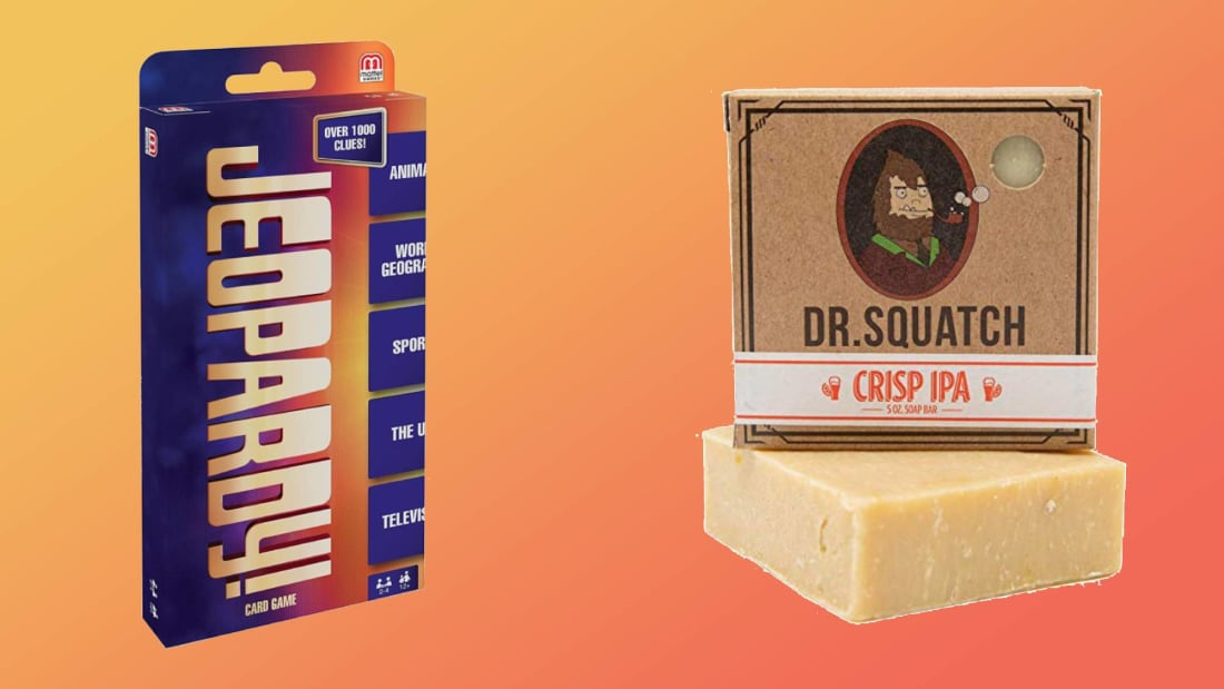 Mattel/Dr. Squatch/Amazon