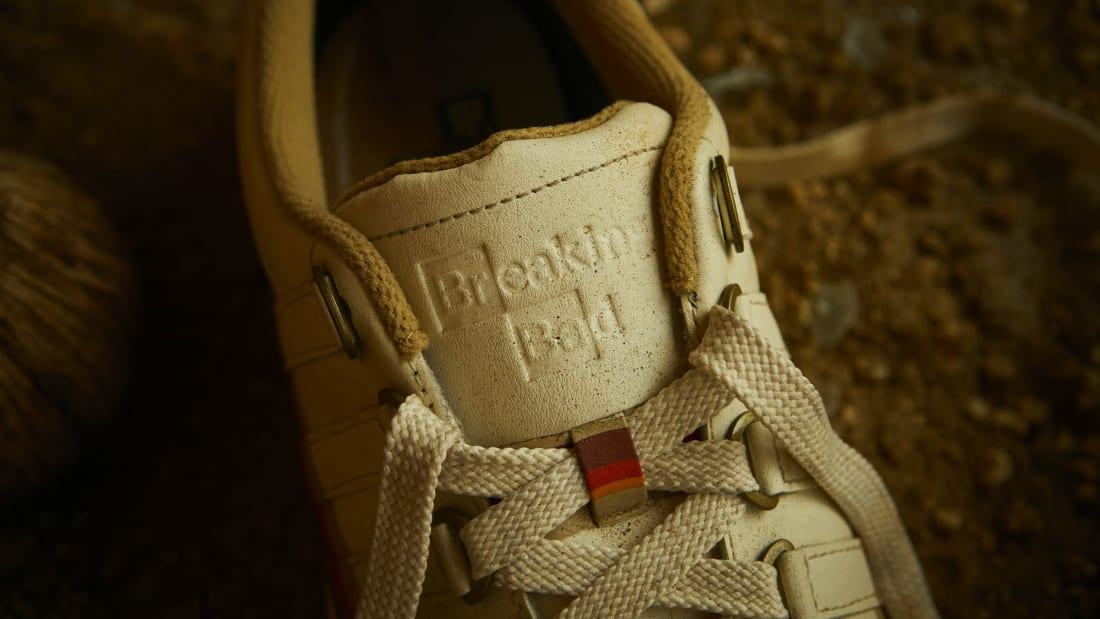 These Breaking Bad K-Swiss Sneakers Are Heisenberg-Approved