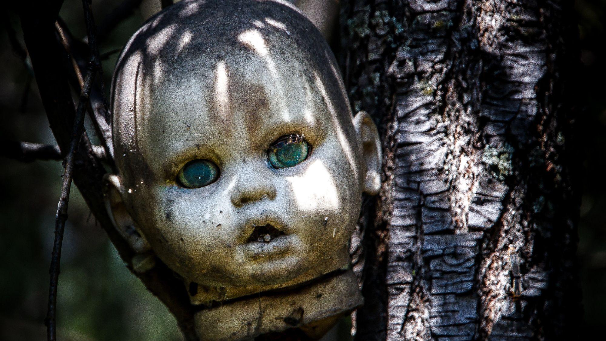 7 Allegedly Haunted Dolls
