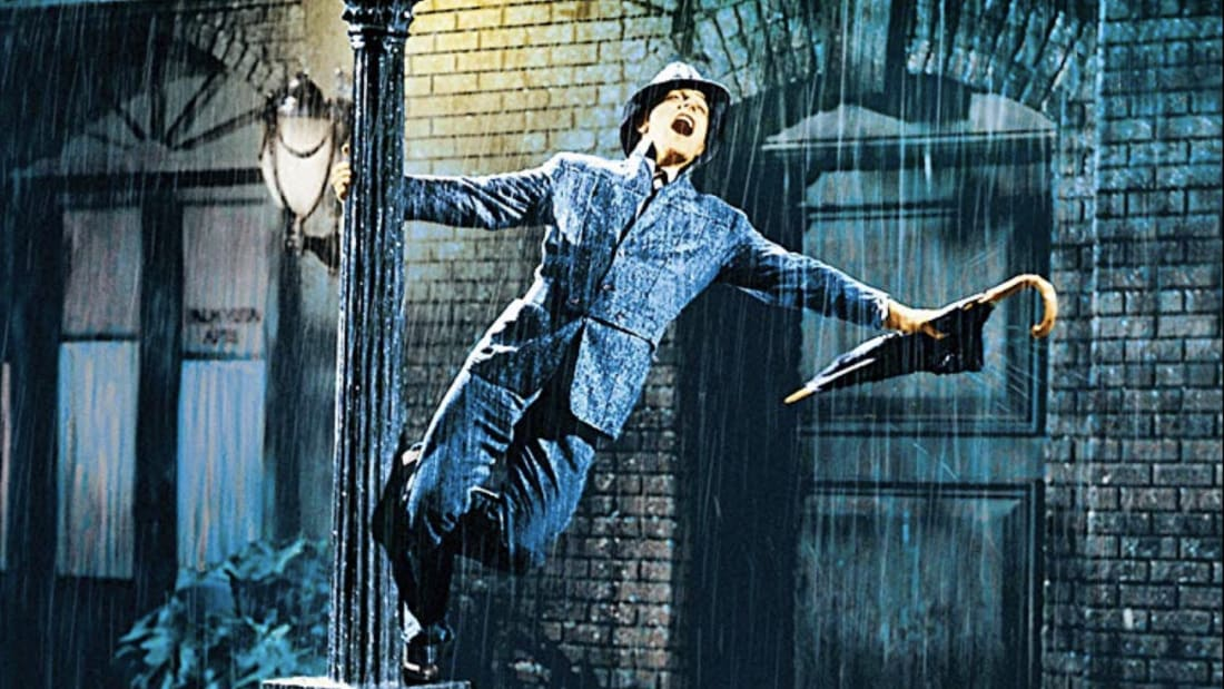 Image result for singin in the rain""