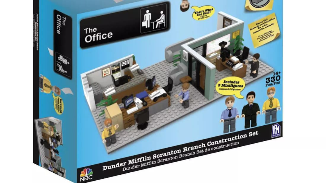 Fans of The Office Can Now Build Their Own Dunder Mifflin