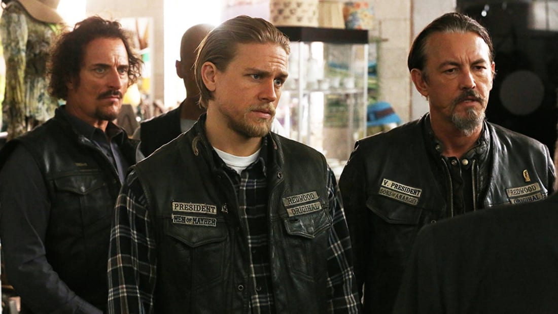10 Wild Facts About Sons Of Anarchy Mental Floss