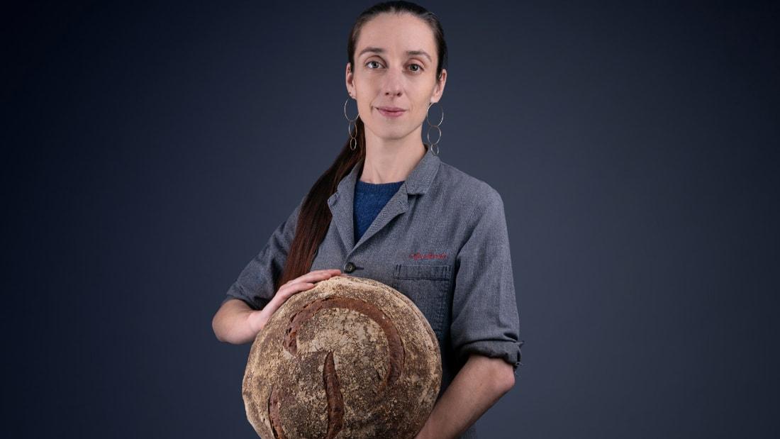 Apollonia Poilâne teaches bread baking on MasterClass