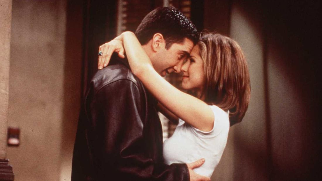 Friends's Ross and Rachel Weren't Originally Supposed to Go on a 'Break'