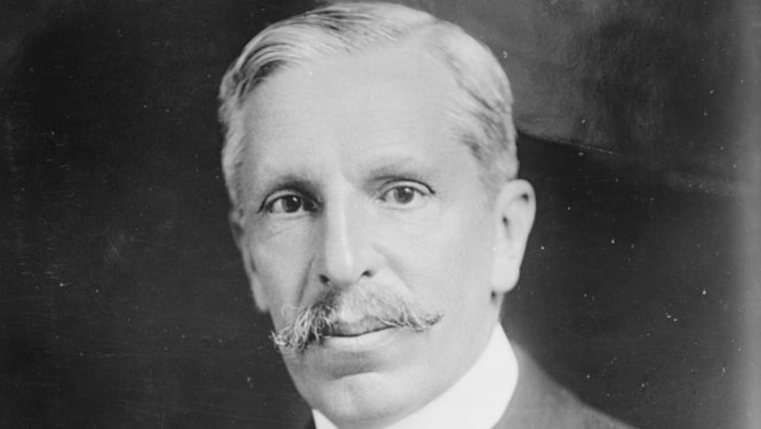 Pedro Lascuráin, Mexico's unlikely president.