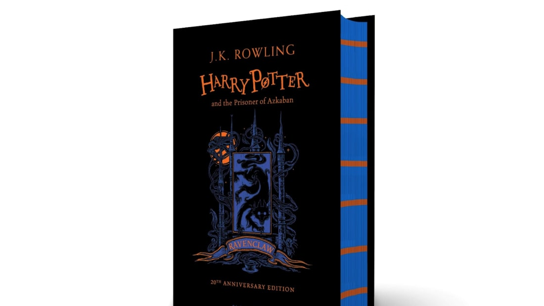 Harry Potter Able Book Cover