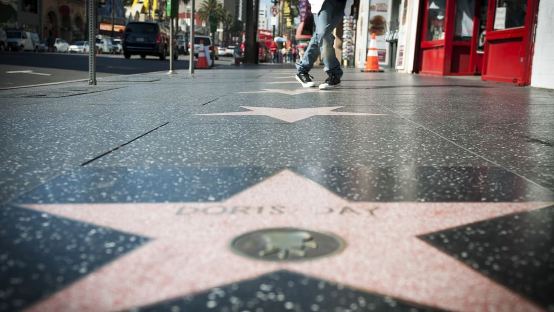 Image result for hollywood walk of fame