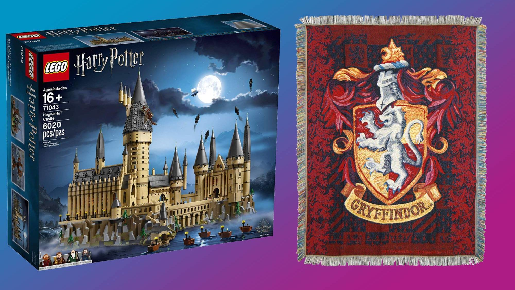 14 Magical Gift Ideas for Harry Potter Fans of All Ages