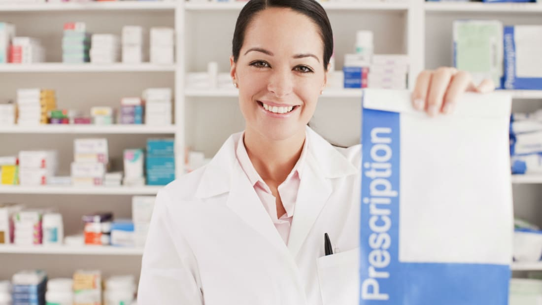 Pharmacists are happy to help. But only after you've walked through the entire store.