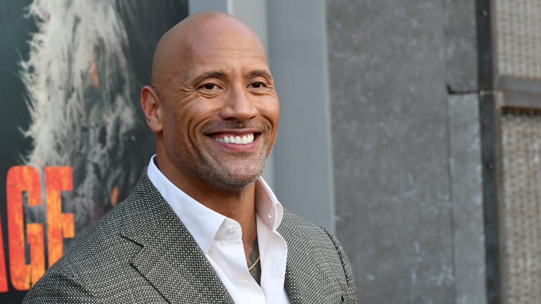 The Rock is one of many performers who have played a relative onscreen.