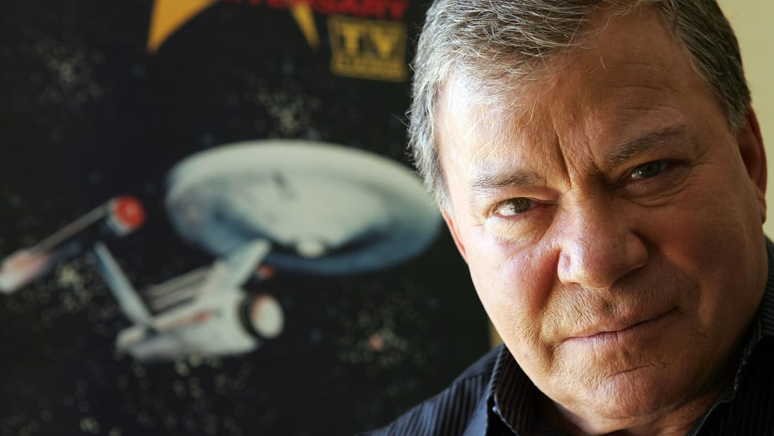 William Shatner has done it all.