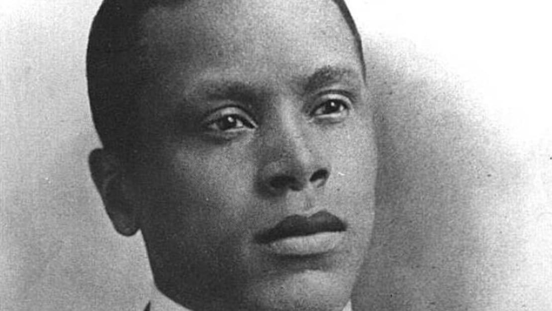 Pioneering Black filmmaker Oscar Micheaux.