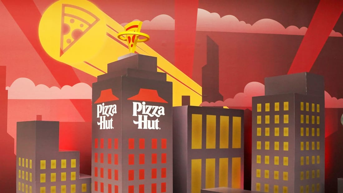 "Pizza Hut tried to up their game in 1985 with a high-rise ""Italian pie."""