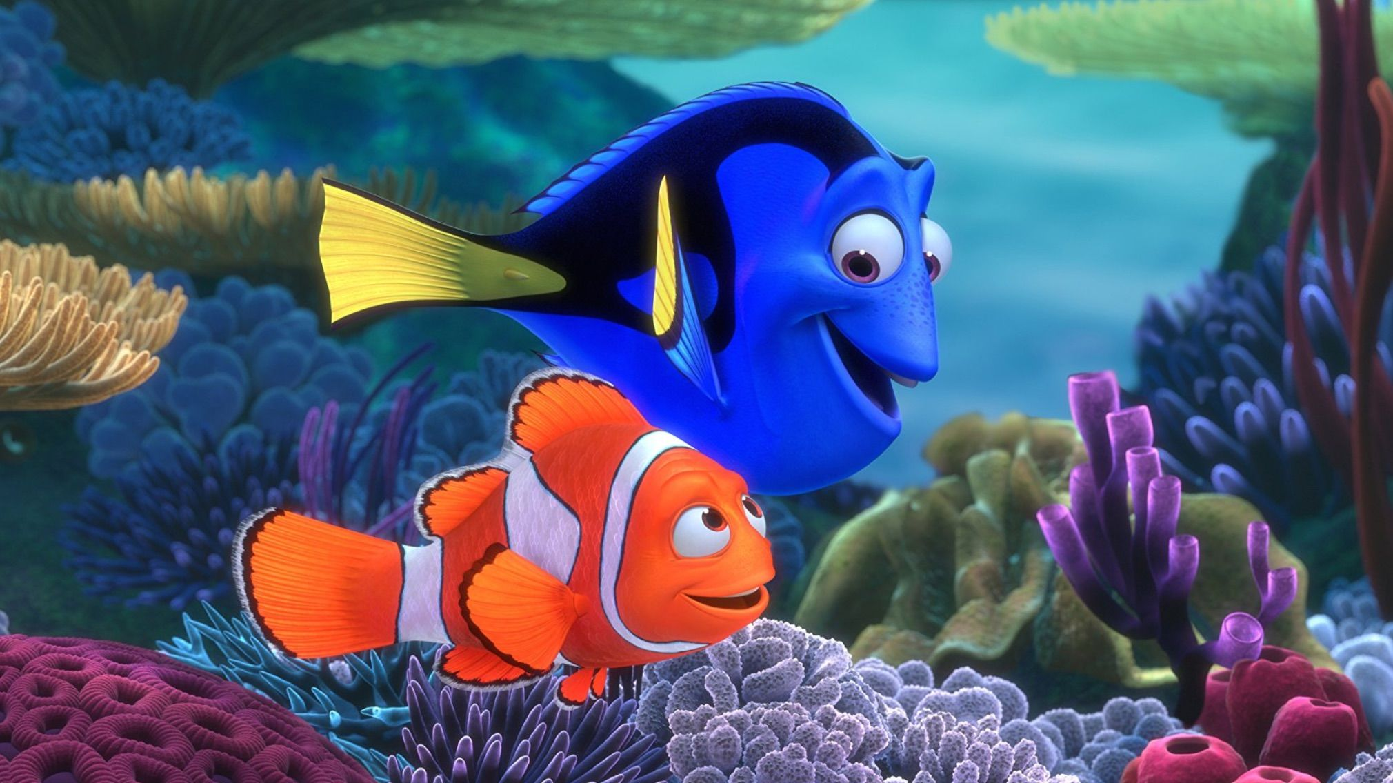 0875f62b82 15 Things You Might Not Know About Finding Nemo | Mental Floss