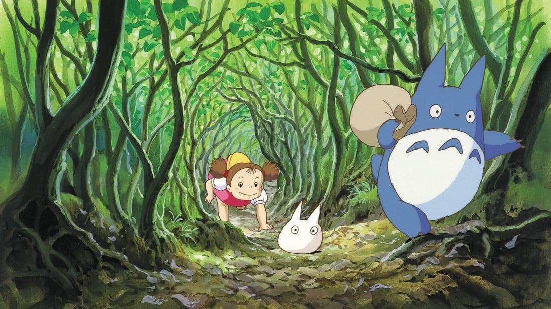 My Neighbor Totoro Is Returning to the Big Screen This Fall