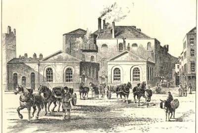 London's Horseshoe Brewery